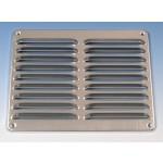 Aluminium schoepenrooster opbouw 245 x 195mm - ALU (1-2520A)