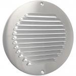 [Tweedekans] Aluminium rond schoepenrooster ALU opbouw - 175mm (1-R175A)