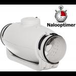 Soler & Palau Buisventilator TD-500/150-160-T Silent met nalooptimer, diameter 150/160mm