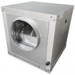 CHAYSOL airbox boxventilator (UPE 10/10) type CM-AL, 2800 m3/h (bij 150 Pa) aansluiting 400mm
