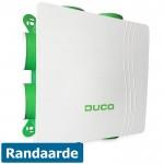 DucoBox Silent woonhuisventilator (systeem C) - 400 m3/h - randaarde stekker (0000-4215)