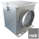 Filterbox RUCK FV100 aansluitdiameter 100mm incl. gratis filter