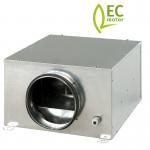 Blauberg ISOB-200EC boxventilator 700m3/h - geluidgedempt - Ø200mm - EC-motor