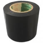 Isolatie tape PVC zwart - 50mm (10 meter)