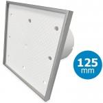 Pro-Design badkamer/toilet ventilator - STANDAARD (KW125) - Ø125mm - Tegelfront