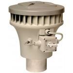 Pijpventilator Zehnder KPMe met werkschakelaar (400 m3/h, gelijkstroom)