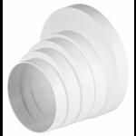 Kunststof verloopstuk universeel - verschillende diameters