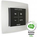 Ruimtesensor CO2 voor DucoBox Silent- 230V voeding (0000-4204)