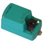 Servomotor open/dicht 230V - 8Nm - voor ventilatie regelkleppen tot 450mm