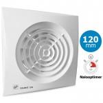 Badkamer/toilet ventilator Soler & Palau Silent (200CRZ) - Ø 120mm - MET TIMER
