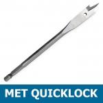 Speedboor met Quicklock (12 mm)