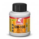 Griffon UNI-100 PVC lijm voor kunststof kanalen (250 ml)