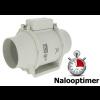 Soler & Palau Buisventilator TD-160/100 NT Silent met nalooptimer, diameter 100mm