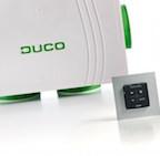 Ducobox mechanische ventilatiebox silent