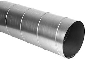Spirobuizen ventilatiekanaal de goedkoopste en grootste voorraad van NL en BE